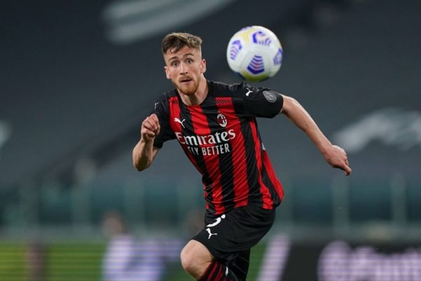 Alexis Salemagers is confident Ac milan are eyeing their top target