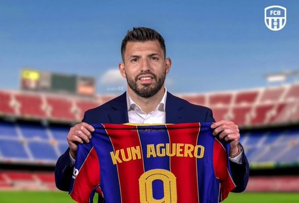 Sergio Aguero has emphasized that he would like to join Barcelona