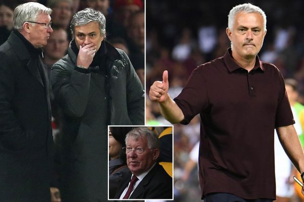 Commenting on his achievement, Mourinho, who was previously inducted into the LMA Hall of Fame in 2010, said: 'I am obviously very pleased to be reaching the milestone of 1000 matches managed this weekend, but at the same time it is always in my nature to be looking forward to the next match instead of dwelling on those precious matches that I have experienced so far in my career. 'To be inducted into the League Managers Association 1000 Club is an achievement that I am proud of and I thank the LMA for remembering this milestone and the many matches my teams have won during this time.' After starting out at Benfica in 2000, he had a spell in charge of Uniao de Leiria and then moved to Porto, where he remarkably won the Champions League in 2004. Mourinho headed to Chelsea and went on to enjoy much success, winning two Premier League titles, the FA Cup and two League Cups. At Inter Milan Mourinho won the treble in the 2009-10 season and he proceeded to win the league and the Copa del Rey during his time at Real Madrid. He subsequently returned to Chelsea and won the league and the League Cup again prior to a spell in charge of Manchester United, with whom he won the Europa League and the League Cup. Mourinho wasn't able to win any trophies in charge of Tottenham and is now managing Roma, with whom he has won all four matches in charge so far.