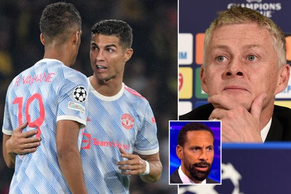 Former Manchester United defender Rio Ferdinand is confident Ole Gunnar Solskjaer will lead the team to one trophy this season.