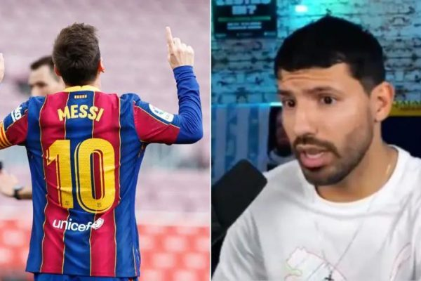 Barcelona forward Sergio Aguero has revealed the reason for rejecting the number 10 shirt offered by the club following the departure of Lionel Messi.