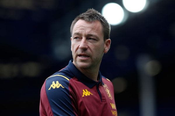 John Terry insists he is not worried about offers to work at the club